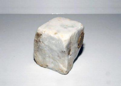 Pavé marbre ancien 5X6X4 cm